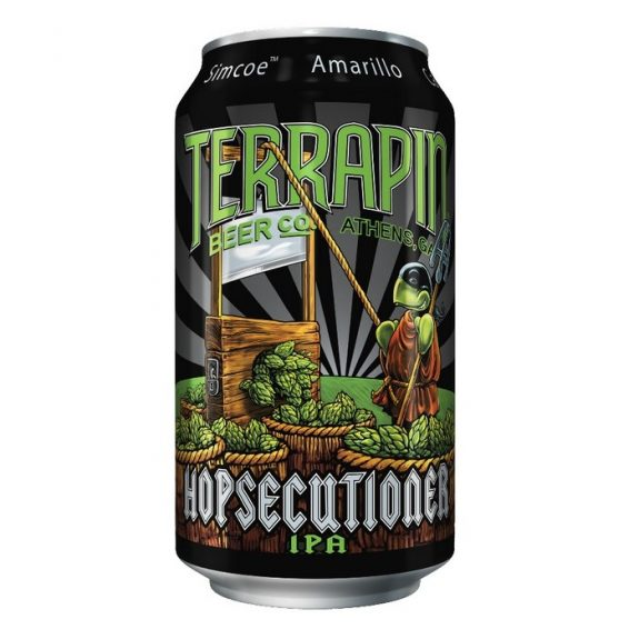 Terrapin Hopsecutioner IPA can BeerPulse