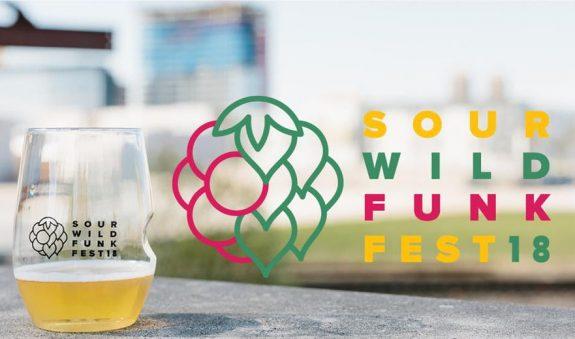 Upland Sour Wild Funk Fest '18 BeerPulse