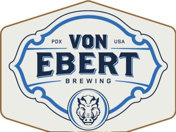 Von Ebert Brewing logo BeerPulse