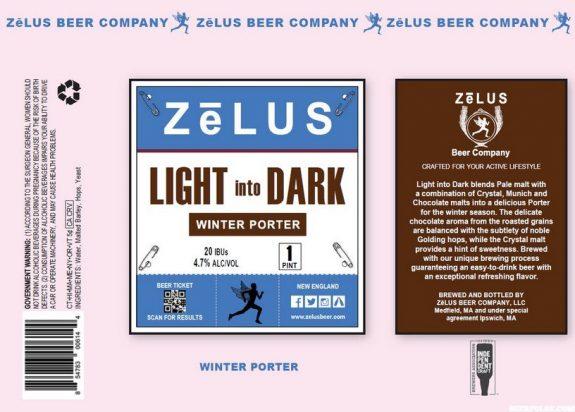 Zelus Light into Dark BeerPulse