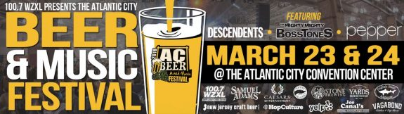 AC Beer and Music Festival banner BeerPulse