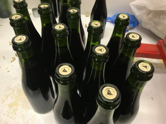 Black Project bottles BeerPulse