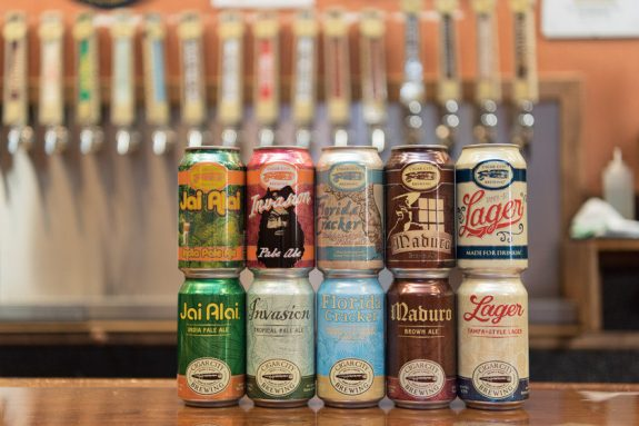 Cigar City shows off refreshed cans, newly designed for 2018