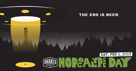 Drakes Hopocalypse Day 2018 BeerPulse