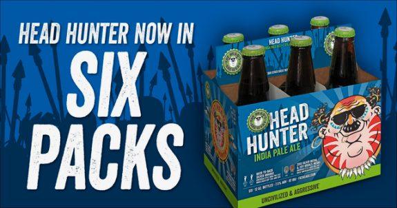 Fat Head's Head Hunter IPA 6pk BeerPulse
