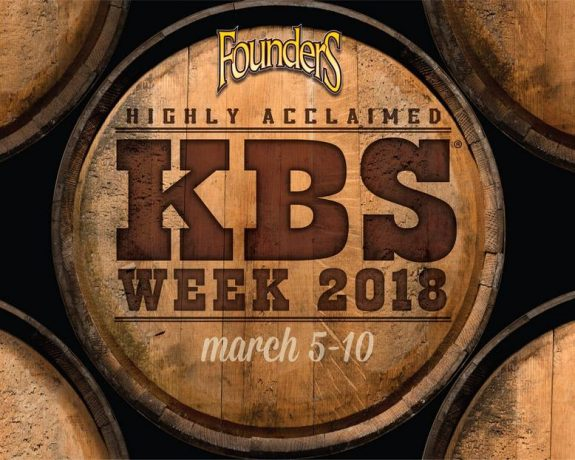 Founders KBS Week 2018 and bottle pre-order details announced