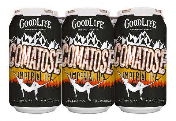 GoodLife Brewing 2018 calendar revealed, HighCamp Bottle Series announced