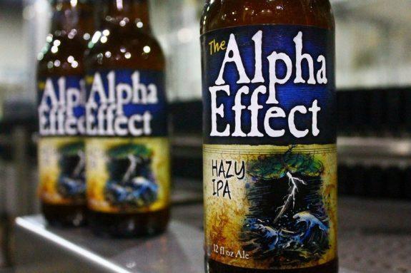 Heavy Seas The Alpha Effect Hazy IPA returns in February
