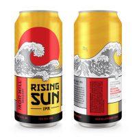 Iron Hill Rising Sun IPA cans BeerPulse