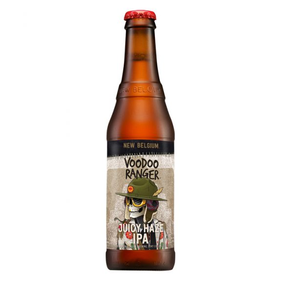 New Belgium Voodoo Ranger Juicy Haze IPA BeerPulse