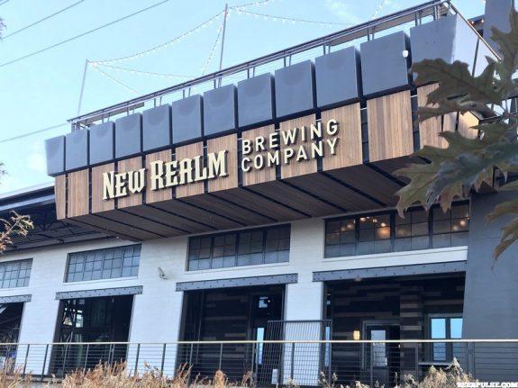 New Realm Brewing exterior copyright NRB
