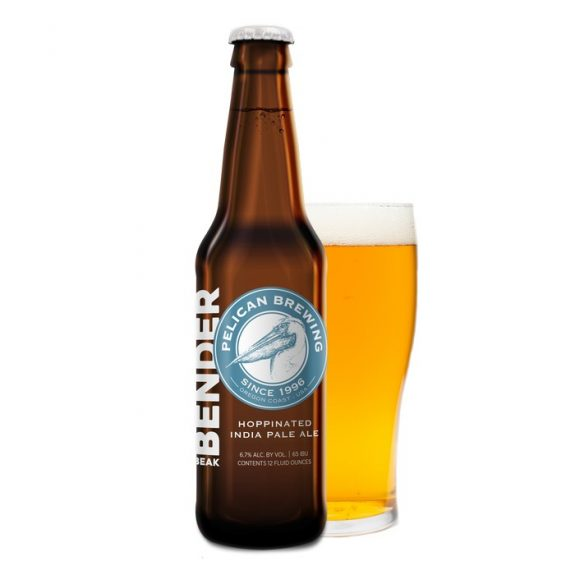 Pelican Beak Bender 'hoppinated' IPA added to year-round lineup