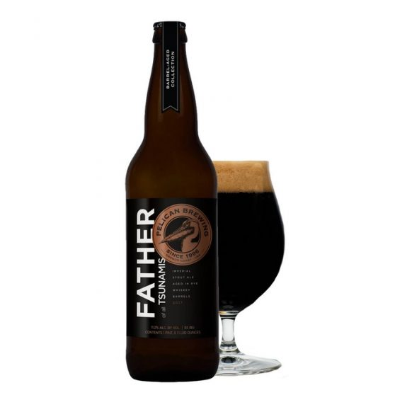 Pelican Father of Tsunamis bottle BeerPulse