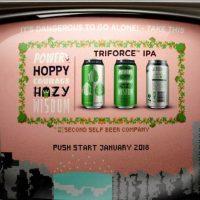 Second Self Triforce IPA TV BeerPulse