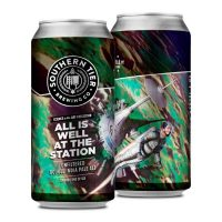 Southern Tier All is Well at the Station cans BeerPulse