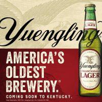 Yuengling Kentucky 2018 BeerPulse banner