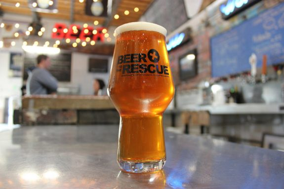 Beer to the Rescue glass BeerPulse