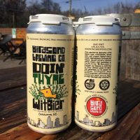 Birdsong Doin Thyme Witbier cans BeerPulse