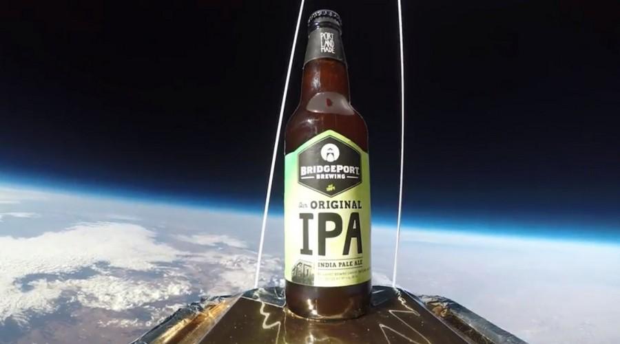 Bridgeport Brewery Launches Bottles Of Its Original Ipa
