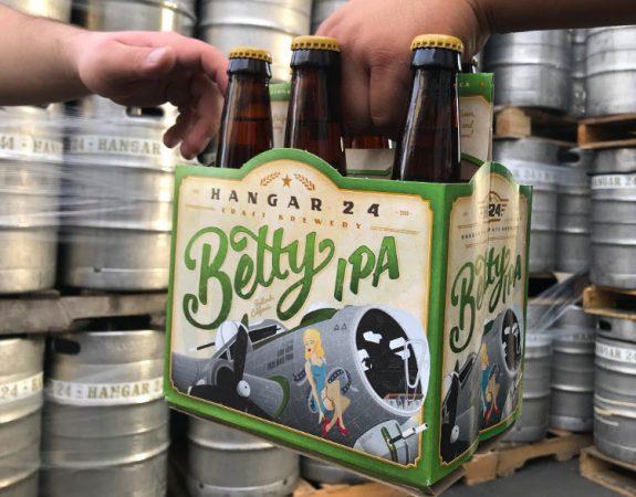 Hangar 24 alert: recent batches of core beers like Betty ...