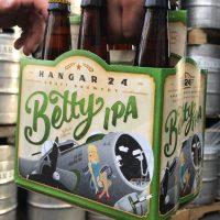 Hangar 24 Betty IPA 6pack photo credit brewery BeerPulse