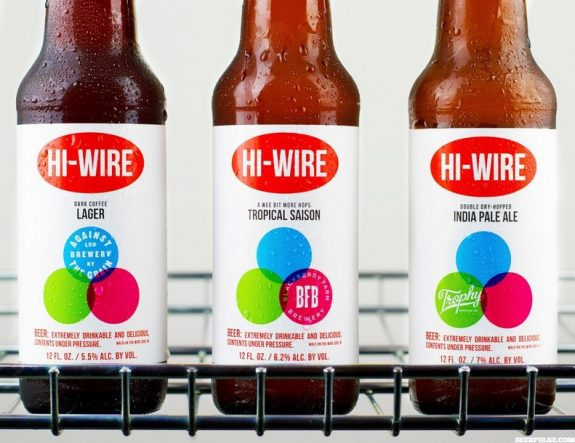 Hi-Wire Collaboration 12-Pack 2018 BeerPulse
