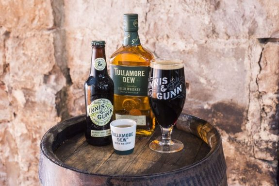 Innis & Gunn and Tullamore D.E.W. Combine Scots and Irish Craftsmanship to Launch New Limited Edition Irish Whiskey Barrel Aged Stout