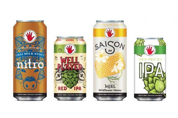 Left Hand cans 2018 Q1 lineup BeerPulse