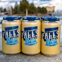 No-Li Brewhouse Falls Porter cans BeerPulse