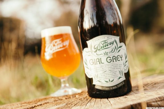 The Bruery Girl Grey bottle BeerPulse