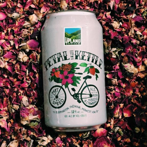 Upland Petal to the Kettle can BeerPulse