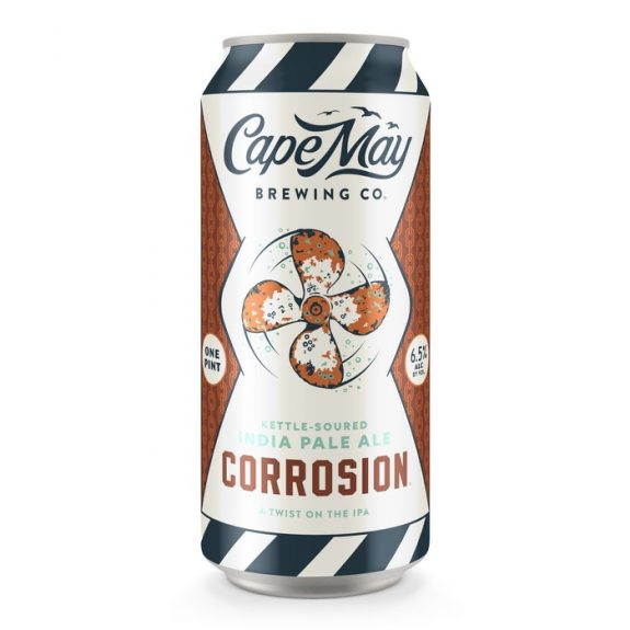 Cape May Corrosion can BeerPulse