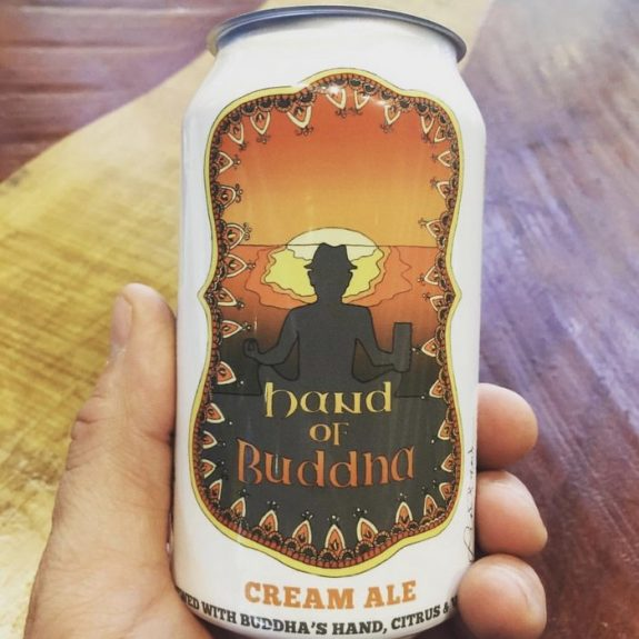 Crooked Hammock Hand of Buddha can BeerPulse