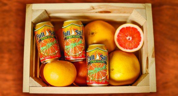 Full Sail Citrus Maxima cans BeerPulse