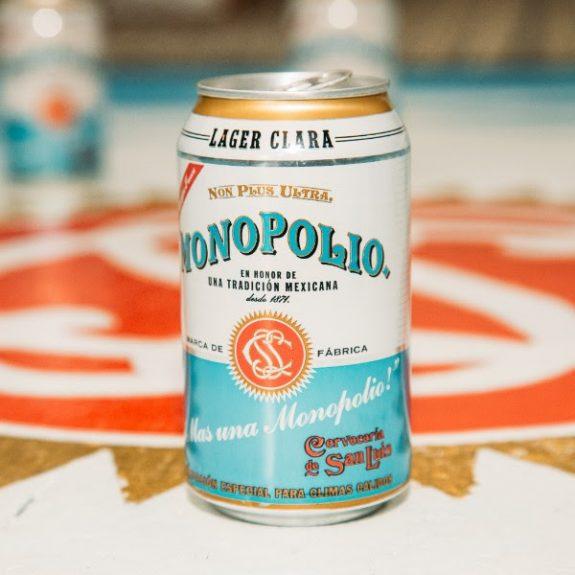 Monopolio Beer can BeerPulse