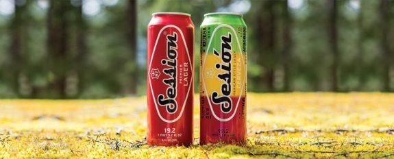 Sesion Cerveza Session Premium 19.2 oz cans BeerPulse