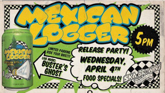 Ska Mexican Logger release BeerPulse