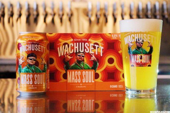 Wachusett Mass Soul cans BeerPulse