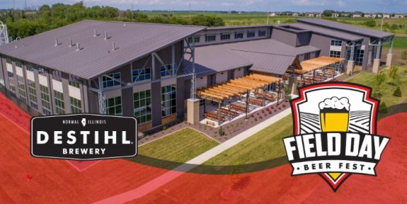 Destihl Brewery Field Day Beer Fest 2018 BeerPulse