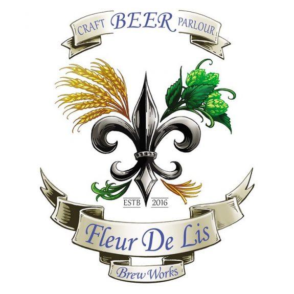 Fleur de Lis Brew Works logo BeerPulse