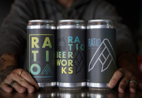 Ratio Beer Works crowlers BeerPulse