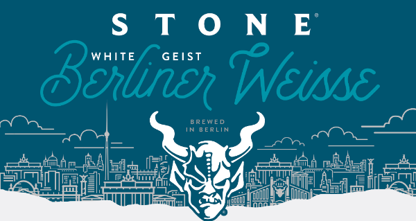 Stone White Geist Berliner Weisse makes US debut