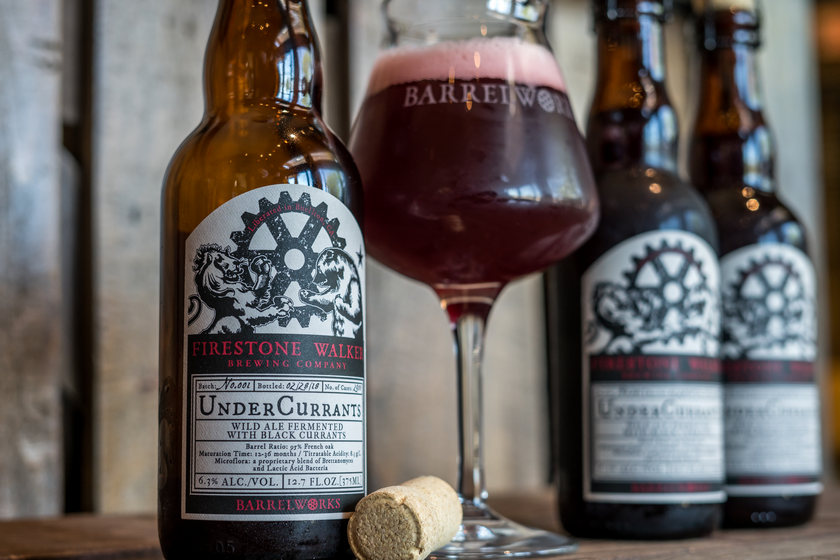 Undercurrants by Firestone Walker Barrel Works BeerPulse